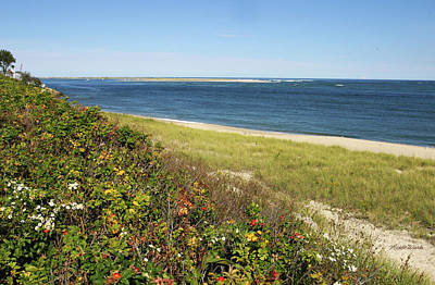 A September Afternoon Chatham Cape Cod Massachusetts Poster