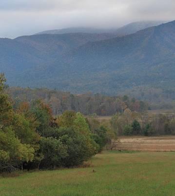 A Smoky Mountain Morning Poster