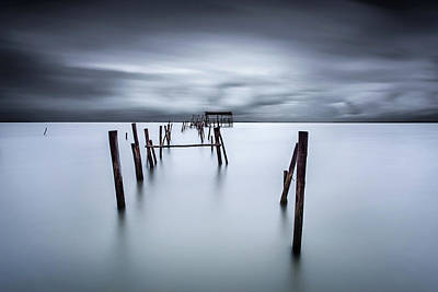 A Test Of Time Poster by Jorge Maia