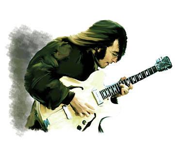 A Time It Was John Lennon Poster