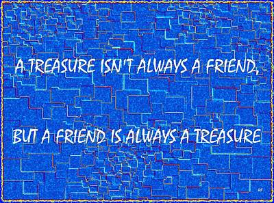 A Treasure Poster