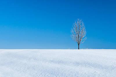A Winter's Landmark Poster