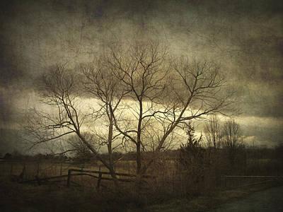 A Wyeth Landscape Poster