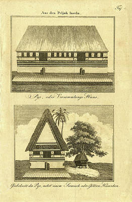 Abai On Palau Poster by Artist Unknown