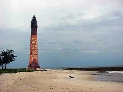 Abandon Lighthouse Poster