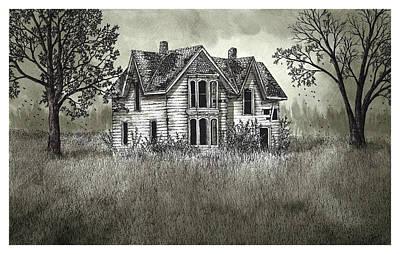 Abandoned Guyitt House Poster