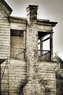 Abandoned Plantation House #5 Poster by Andrew Crispi
