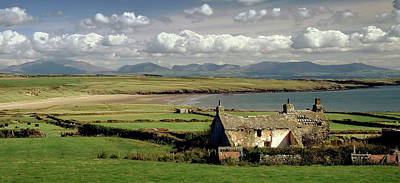Aberffraw Isle Of Anglesey Poster
