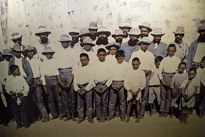 Poster featuring the photograph Aboriginal Life 1901 To 1914 by Miroslava Jurcik