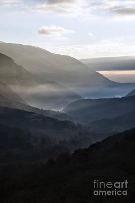 Abruzzo National Park Poster