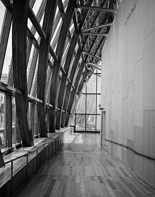 Abstract Architecture - Ago Toronto Poster