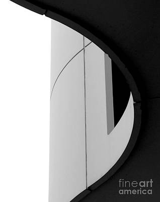B / W   Abstract  Poster