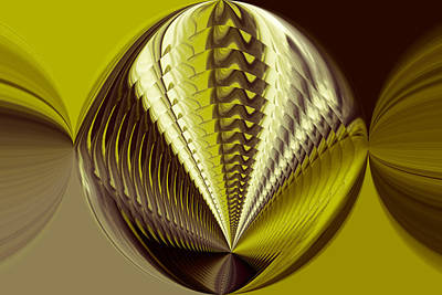 Abstract Color Poster by Jeff Swan