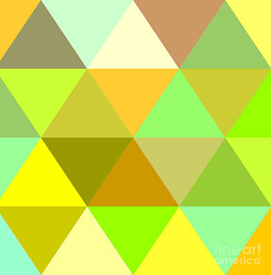 Abstract Colors  Poster by Celestial Images