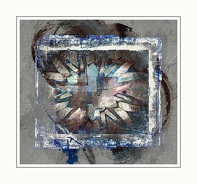Abstract Frame Poster