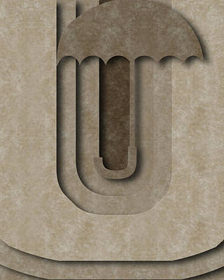 Abstract U Poster