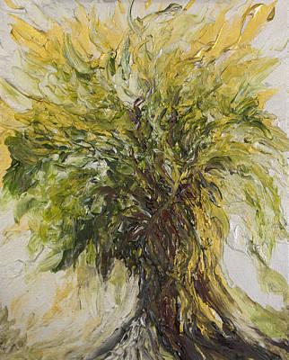 Abundance Tree Poster