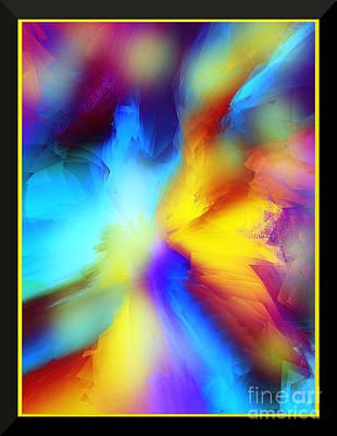 Celestial Rhythm Poster