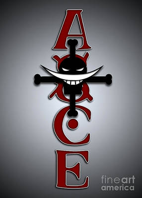 Ace Tattoo Poster by Jpmdesign