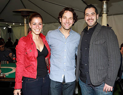 Actor Paul Rudd And Friends Poster