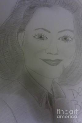 Actress Delta Burke Poster