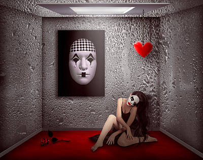 Adagio.. Poster by Nataliorion