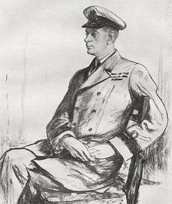 Admiral Of The Fleet Roger John Poster