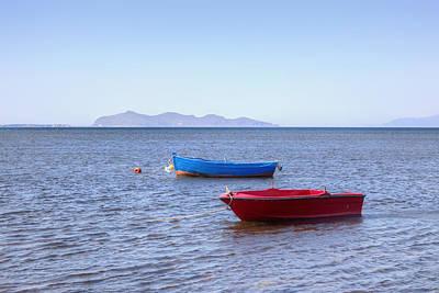 Aegadian Islands - Sicily Poster by Joana Kruse