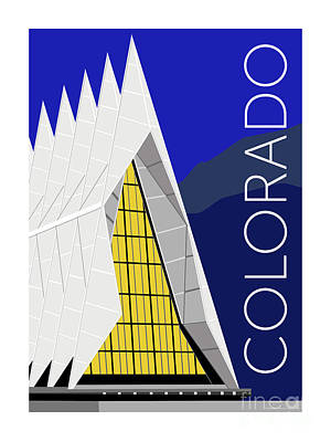 Colorado Afa Chapel Poster