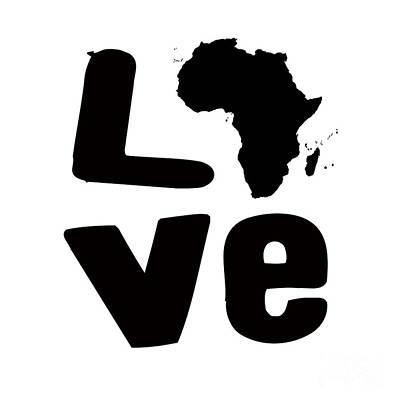 Afrakan Love  Poster