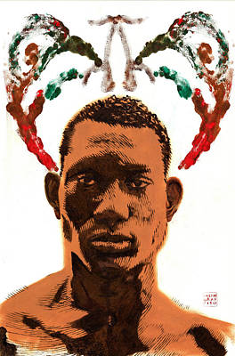 African Wings Poster
