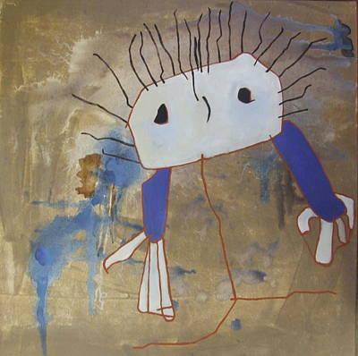 After Derek 2 Poster by Joanne Claxton