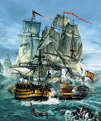 Age Of Sails Poster