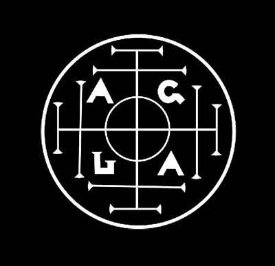 Agla Lucky Charm Poster