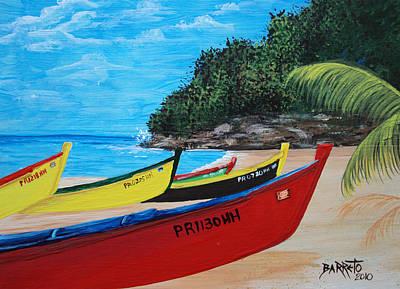 Aguadilla Crashboat Beach Poster