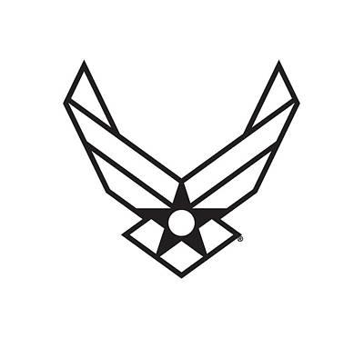 Air Force Logo Poster