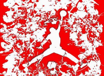 Air Jordan 1e Poster