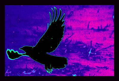 Airborne Poster by Susanne Still