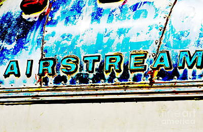 Airstream Poster by Newel Hunter
