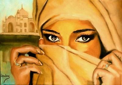 Al-andalus-3 Poster by Manuel Sanchez