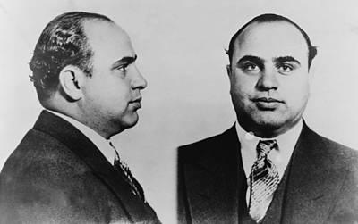 Al Capone 1899-1847, Prohibition Era Poster by Everett