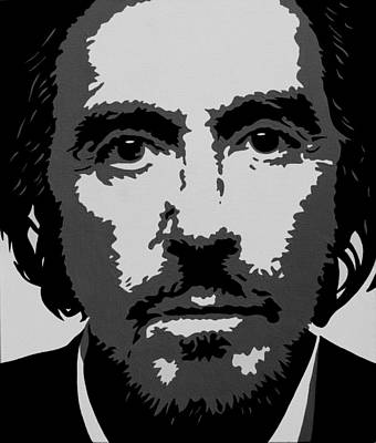 Al Poster by Ian  King