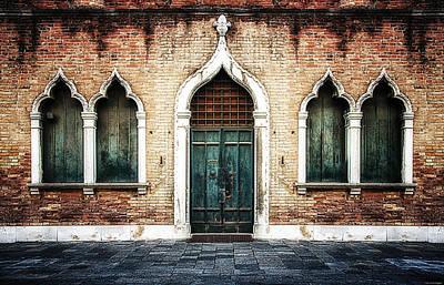 Aladdin's Doorway Poster