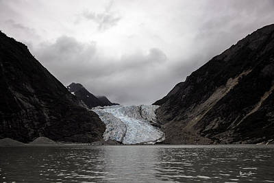 Alaska Glacier 2 Poster by Madeline Ellis