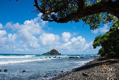 Alau Island, Maui Poster