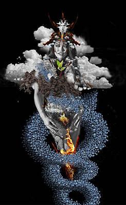 Alchemy 3 Poster by Alma
