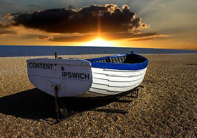 Aldeburgh Beach Poster