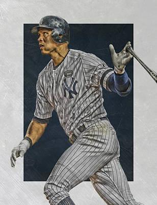 Alex Rodriguez New York Yankees Art Poster
