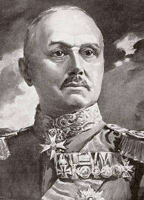 Alexander Heinrich Rudolph Von Kluck Poster