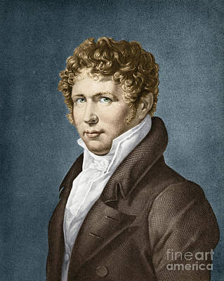 Alexander Von Humboldt, Prussian Poster